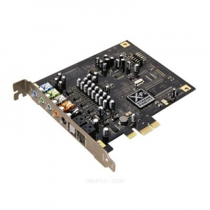 Creative Labs Sound Blaster X-FI HD