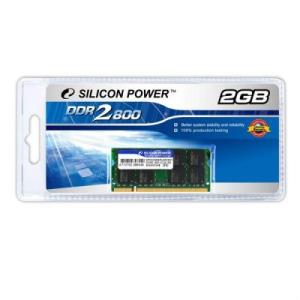 Silicon Power 2 GB DDR2 800 MHz NB