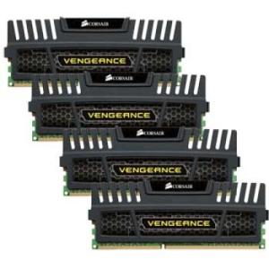 Corsair 16 GB 1600 Mhz DDR3 Vengeance CMZ16GX3M4A1600C9B