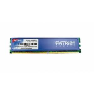 Patriot 4 GB DDR3 1333 Mhz Patriot