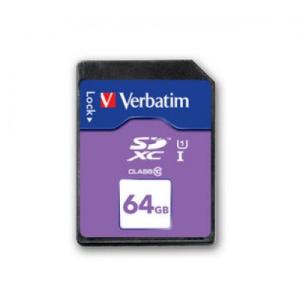 Verbatim SDXC 64GB Class 10