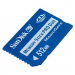 Sandisk Memory Stick Pro Duo 512MB
