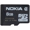 Nokia microSDHC 8GB Class 4