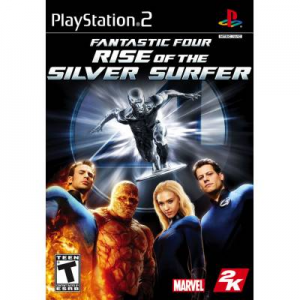 Take-Two Interactive Fantastic Four Rise of the Silver Surfer