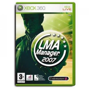 Codemasters LMA Manager 2007