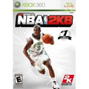 2K Games NBA 2K8