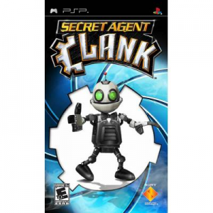 Sony Secret Agent Clank