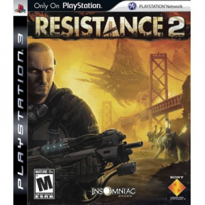 Insomniac Games Resistance 2