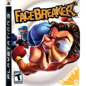Electronic Arts Facebreaker