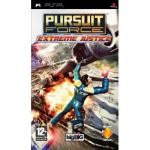 Sony Pursuit Force Extreme Justice