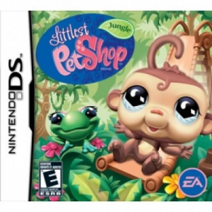 Electronic Arts Littlest Pet Shop Jungle