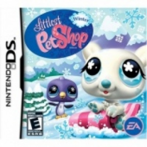 Electronic Arts Littlest Pet Shop Winter