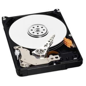 Western Digital 750GB 5400RPM 8MB SATA2 WD7500BPVT