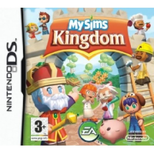 Electronic Arts My Sims Kingdom