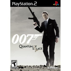 Activision James Bond Quantum of Solace