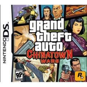 Rockstar Games Grand Theft Auto Chinatown Wars