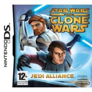 LucasArts Star Wars The Clone Wars: Jedi Alliance
