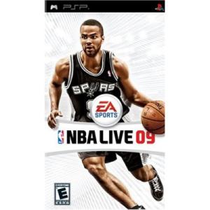 EA Sports NBA Live 09