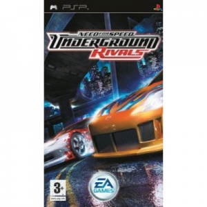 Electronic Arts Need For Speed Underground Rivals