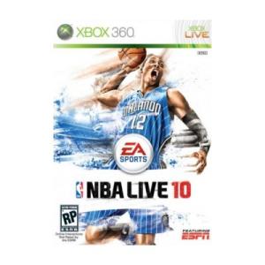 EA Sports NBA Live 10