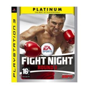 Electronic Arts Fight Night Round 3 Platinum