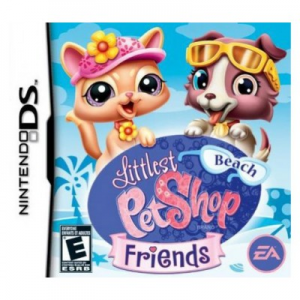 Electronic Arts Littlest Pet Shop Friends: Beach