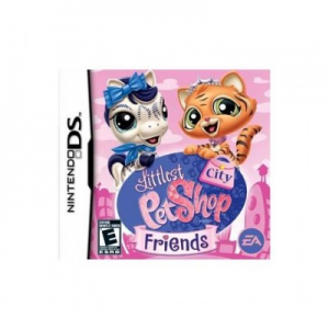 Electronic Arts Littlest Pet Shop Friends: City