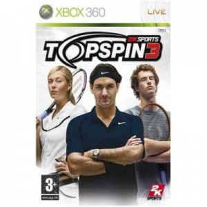 2K Games Top Spin 3