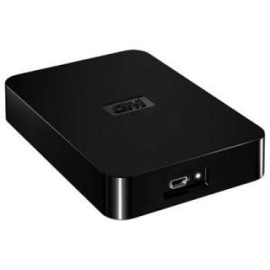 Western Digital Elements Portable SE 500GB 5400RPM 8MB USB2.0 WDBPCK5000ABK