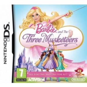 Barbie 3 Musketeers