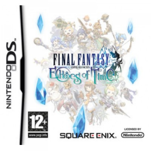 Square Enix Final Fantasy Crystal Chronicles Echoes Of
