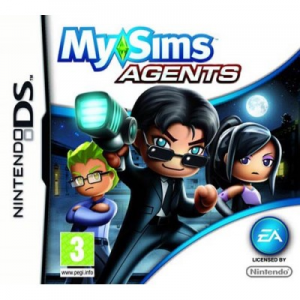 Electronic Arts My Sims Agents