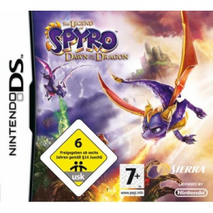 The Legend Of Spyro Dawn Of The Dragon