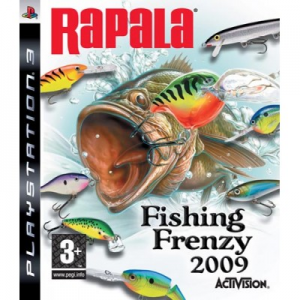 Activision Rapala Fishing Frenzy