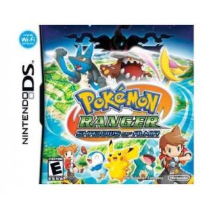 Nintendo Pokemon Ranger Shadows of Almia