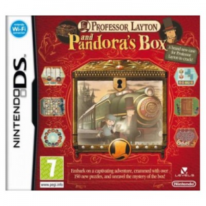 Nintendo Professor Layton and Pandora's Box