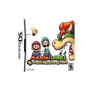 Nintendo Mario & Luigi Bowsers Inside Story