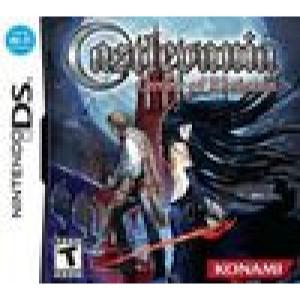 Konami Castlevania - Order of Ecclesia