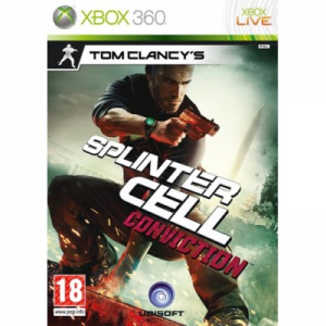 Ubisoft Tom Clancy's Splinter Cell Conviction