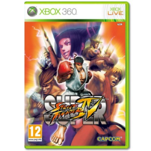 Capcom Super Street Fighter IV