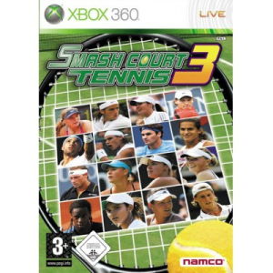 Namco Smash Court Tennis 3