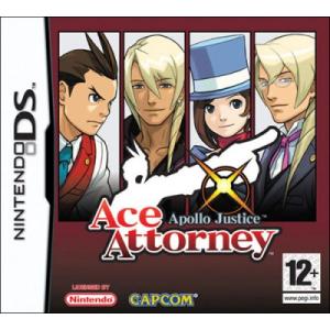 Capcom Ace Attorney Apollo Justice