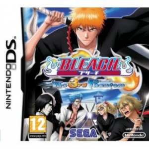 Nintendo Bleach The Third Phantom