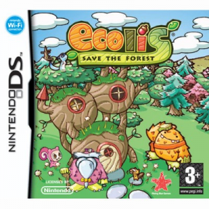 Nintendo Ecolis Save The Forest