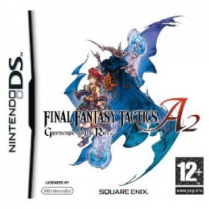 Square Enix Final Fantasy Tactics A2 Grimoire Of The Rift