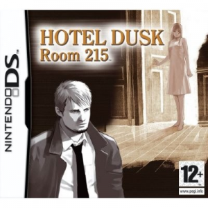 Nintendo Hotel Dusk Room 215