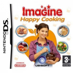 Ubisoft Imagine Happy Cooking