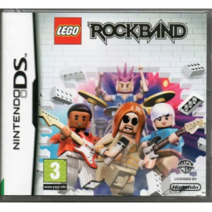 WB Games Lego Rock Band