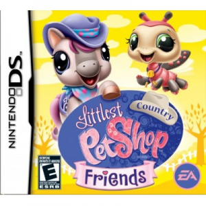 Electronic Arts Littlest Pet Shop Country Friends