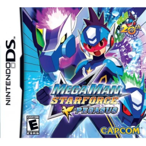 Capcom Mega man Star Force Pegasus